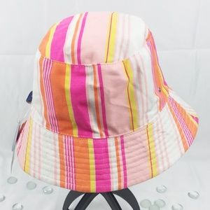 Charter Club Reversible bucket hat